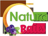 Baies séchées-Bien-être et régénération par l'alimentation vivante-Natura Baies Logo