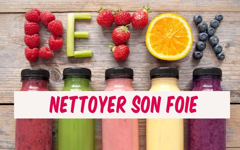 Nettoyer son foie naturellement cure d tox automne natura baies - Nettoyer son four naturellement ...